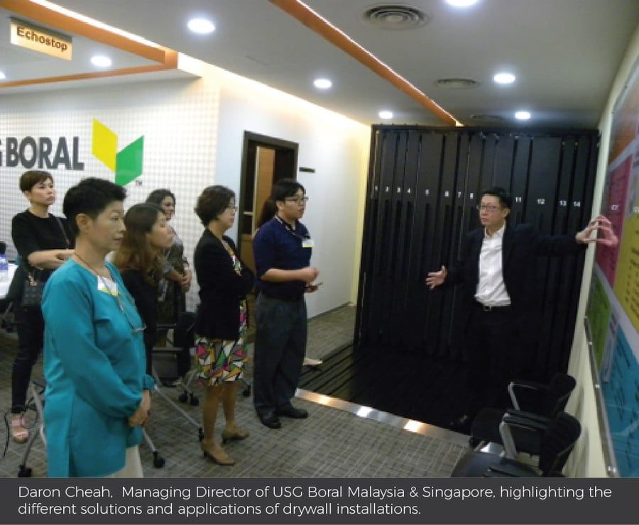 USG Boral Media Briefing